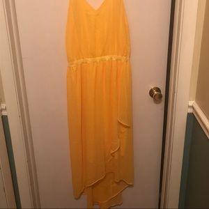 NWT Lane Bryant size 26 high-low dress
